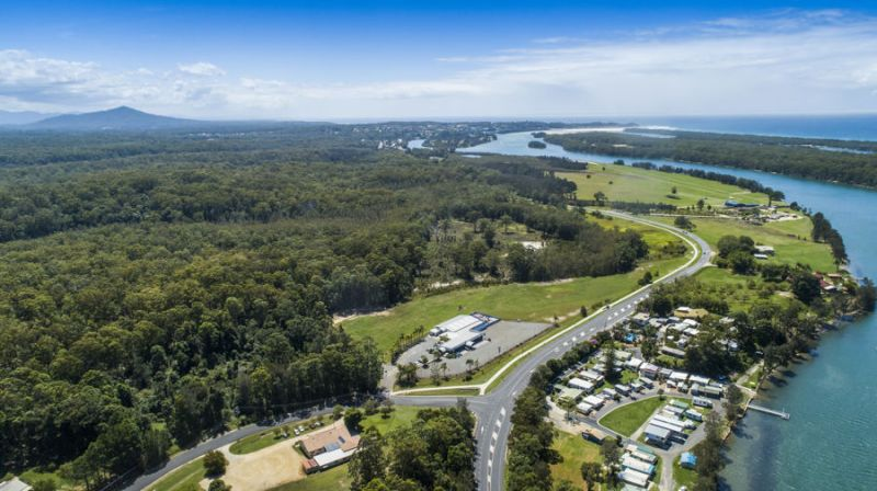 8 Lots sold as a bundle in growth suburb Nambucca Heads, NSW