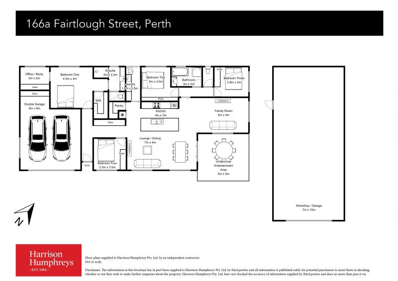 166a Fairtlough Street Floorplan