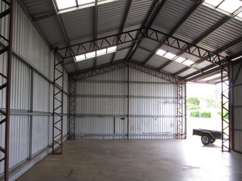 Commercial/Industrial property - on New England Highway - Currently Leased with good returns