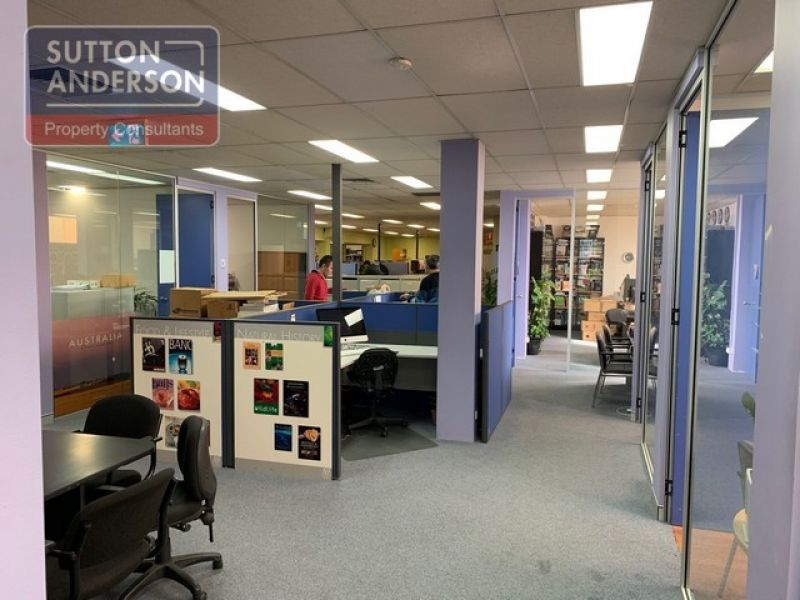 Ground Floor Office/ Warehouse