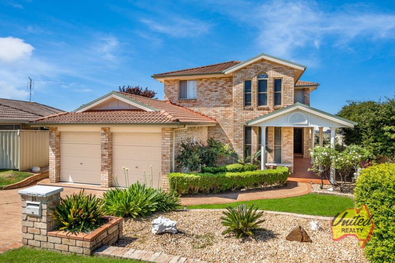 Double Storey Delight – Pool Included!