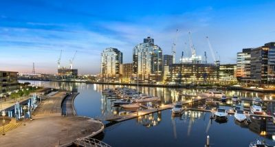 Live in the Heart of Docklands