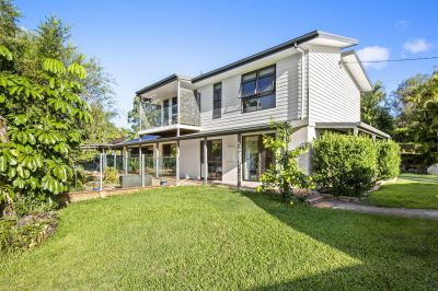 Immaculate home in tranquil bush setting -  garden maintenance included