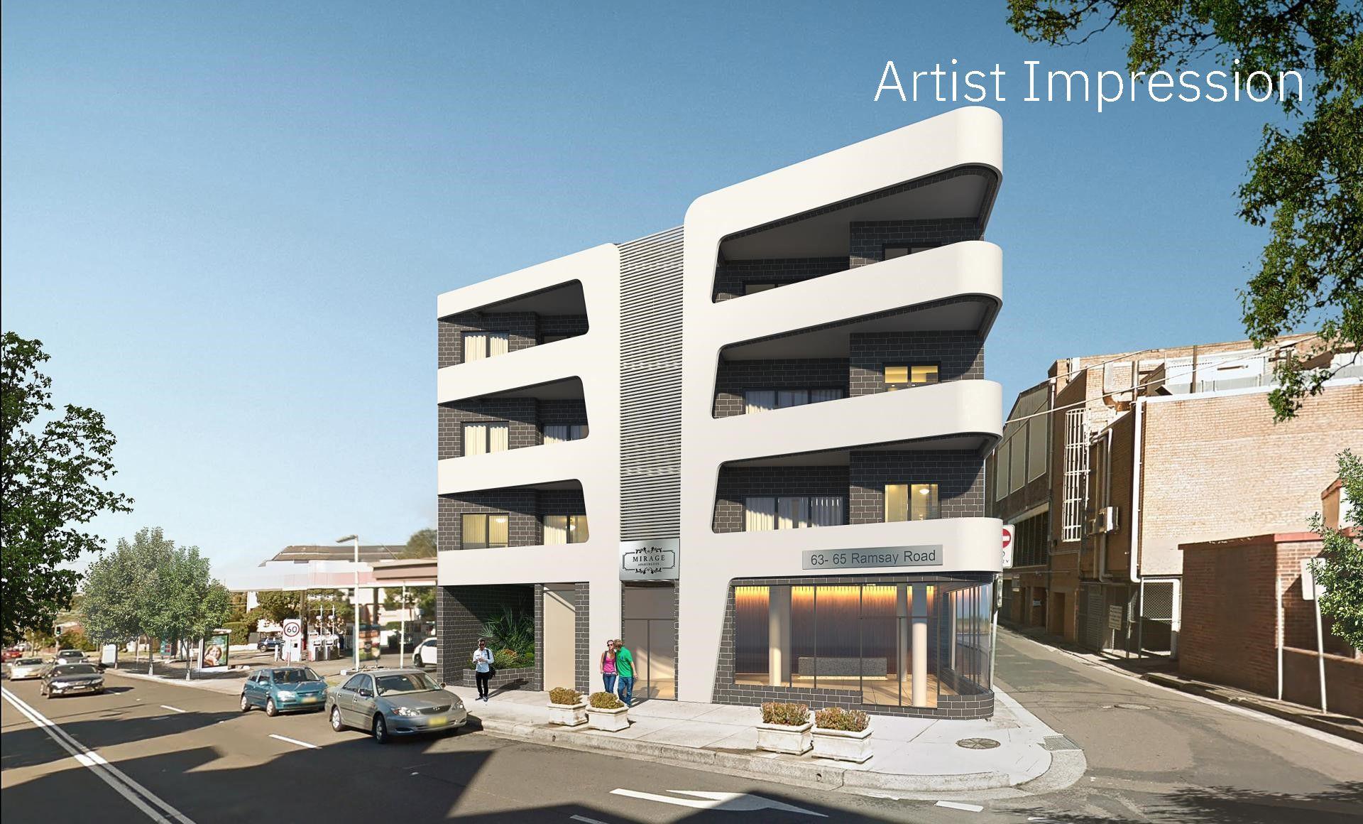 107/63-65 Ramsay Road, Five Dock NSW