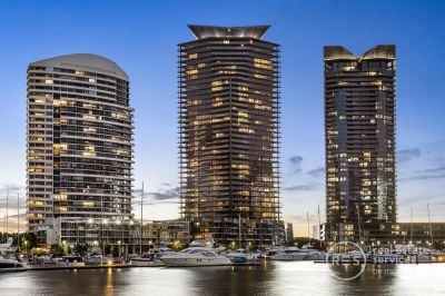 Distinguished Docklands Living with Luxury and Space
