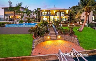 Premium Waterfront Resort Living