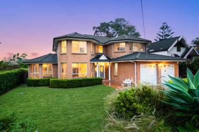 Expansive family entertainer in a premier lifestyle setting