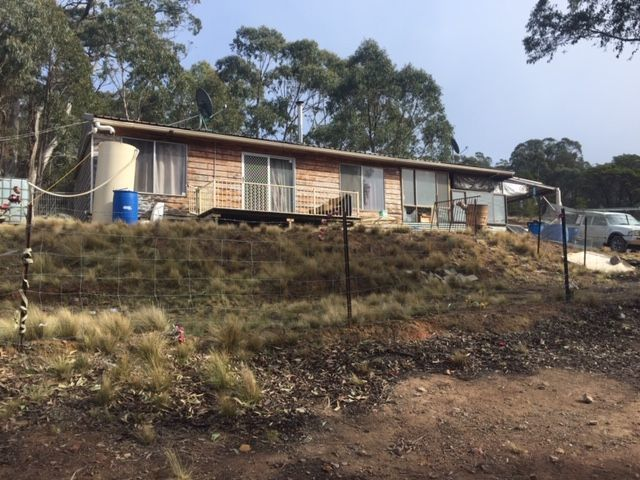 Lot 165 Long Gully Road, Bannaby