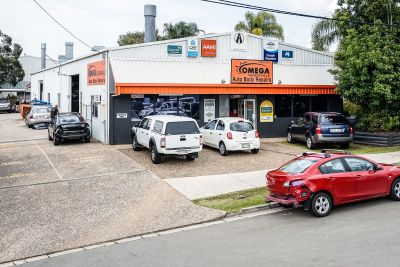 STANDALONE INDUSTRIAL INVESTMENT - NOOSA
