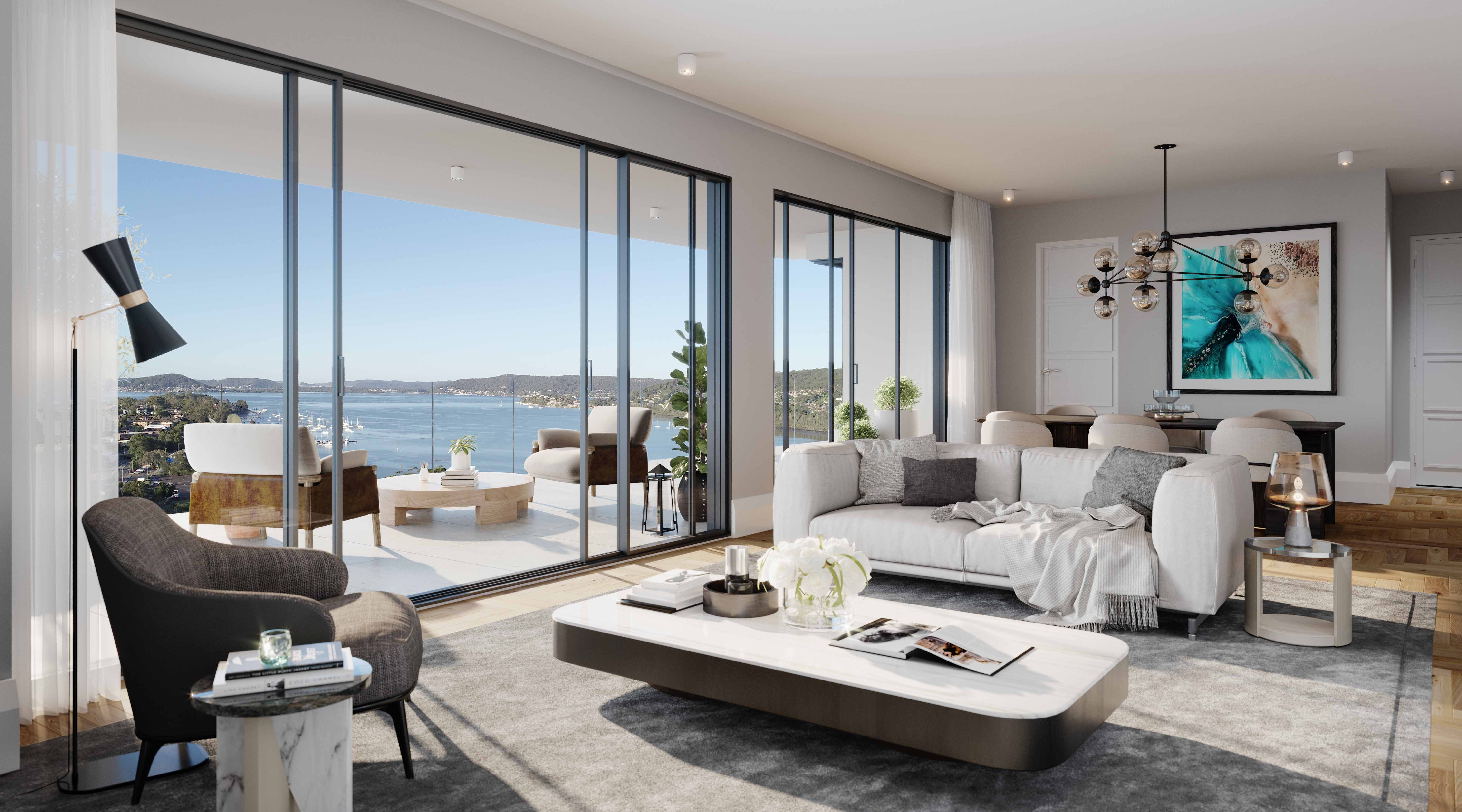 302B/LOT 21/79 Henry Parry Drive Gosford 2250