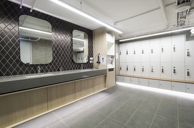 CREATIVE, FITTED & OPEN PLAN SPACE