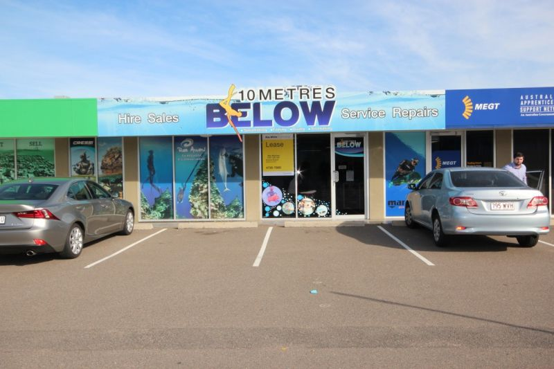 Charters Towers Road Retail or Professional Office - Subsidized Rent