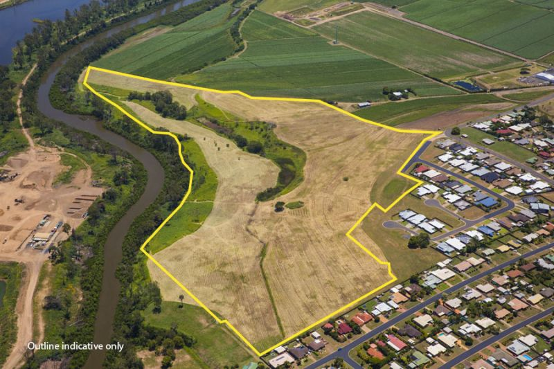 22ha* Approved Residential Development Site