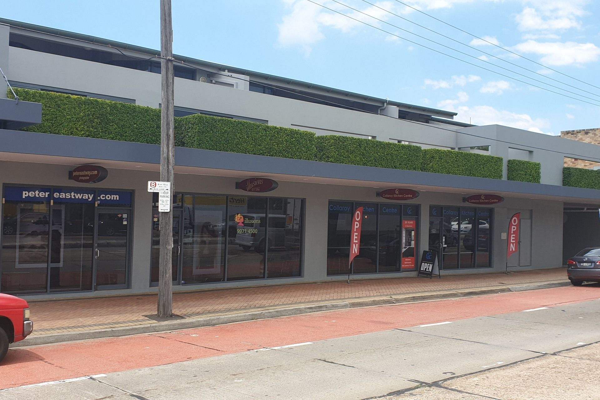 PRIME PITTWATER ROAD RETAIL