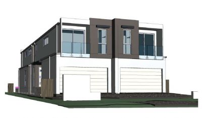BRAND NEW MODERN LUXURY DUPLEX PAIR IN EXCELLENT LOCATION