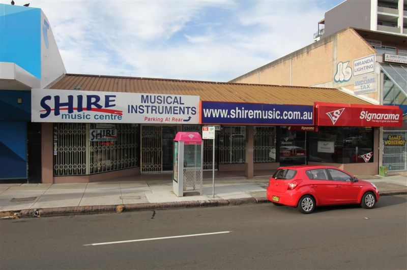 2 Shops Available - Prime Location Opposite Westfield!