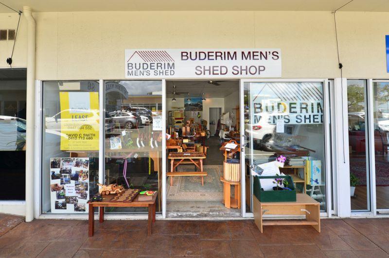 Buderim Mall Retail