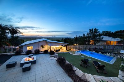 Hinterland Views, Designer Family Home