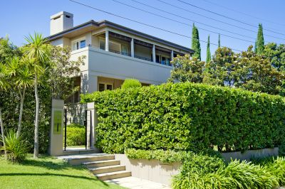 Substantial Family Home For Sophisticated Indoor/Outdoor Living Opposite Vaucluse Park