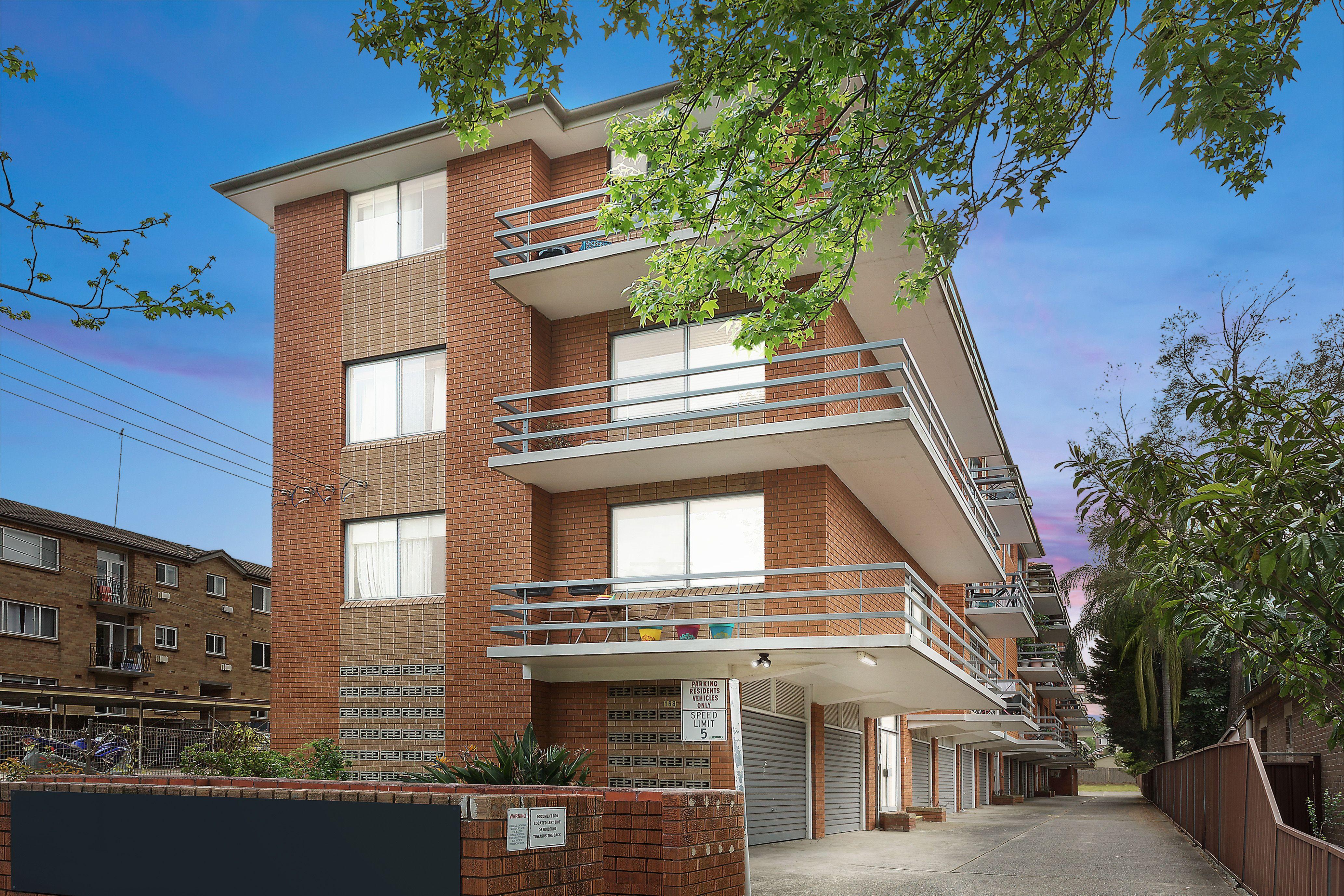 17/168 Croydon Avenue, Croydon Park NSW 2133
