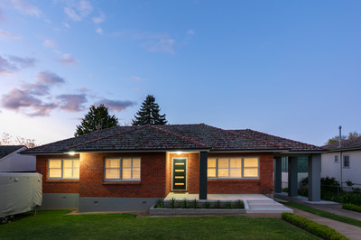 Quality double brick home in central location!