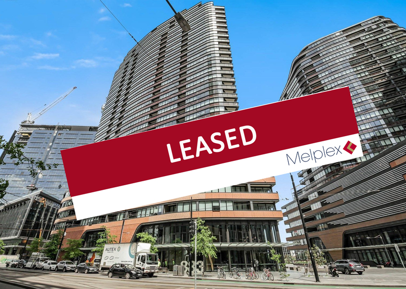 Furnished Modern 1 Bed Plus Study Apartment In Dynamic Docklands