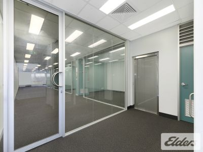 WELL POSITIONED OFFICE WITH DISABLED ACCESS!