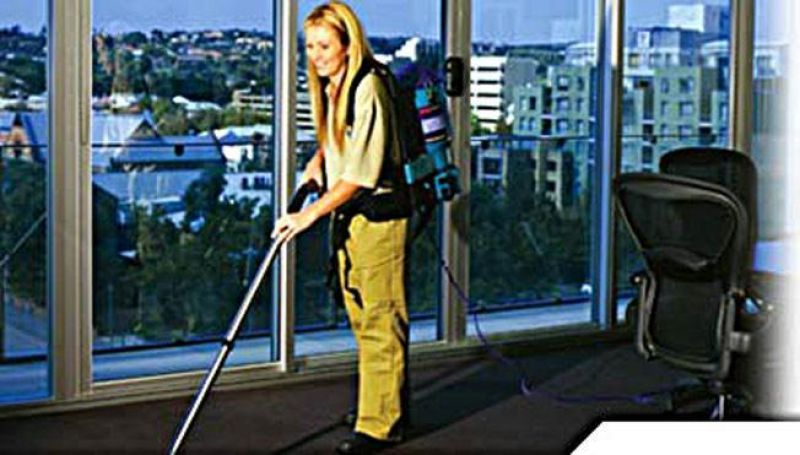 Commercial Cleaning - Includes Master Franchise Rights