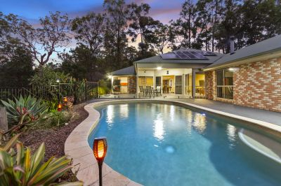 Immaculate Large Lowset Home Nestled on Private 3.5 Acre Block