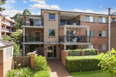 4/9-15 May Street, Hornsby
