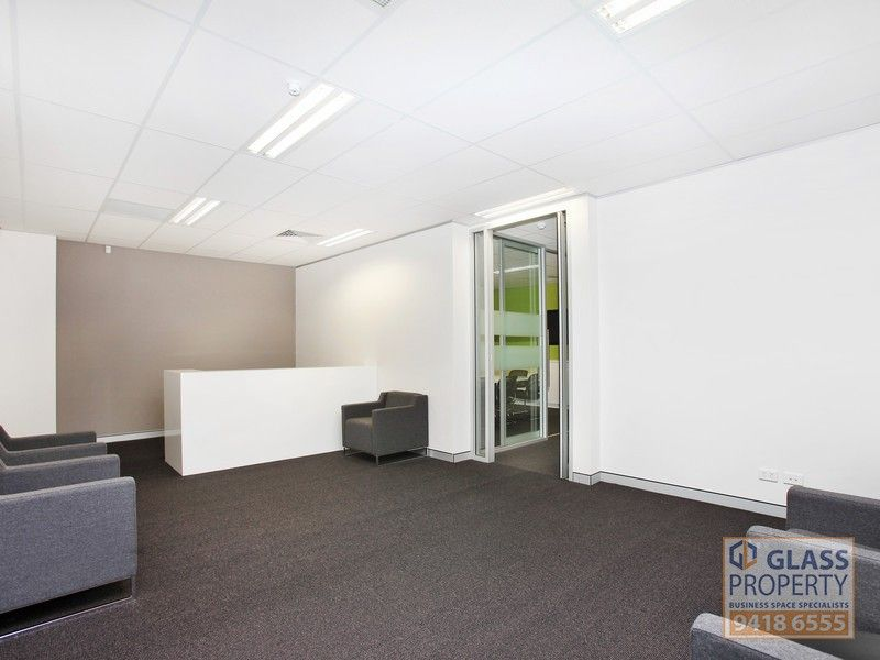 Superb Office Suite with quality fitout - 306m2 plus balcony