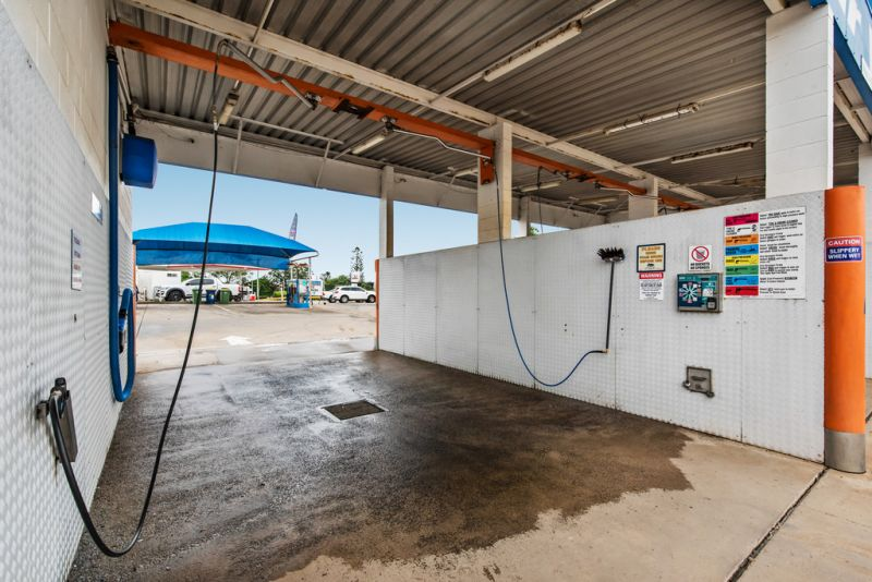 Tenanted Car Wash In Major Regional Centre