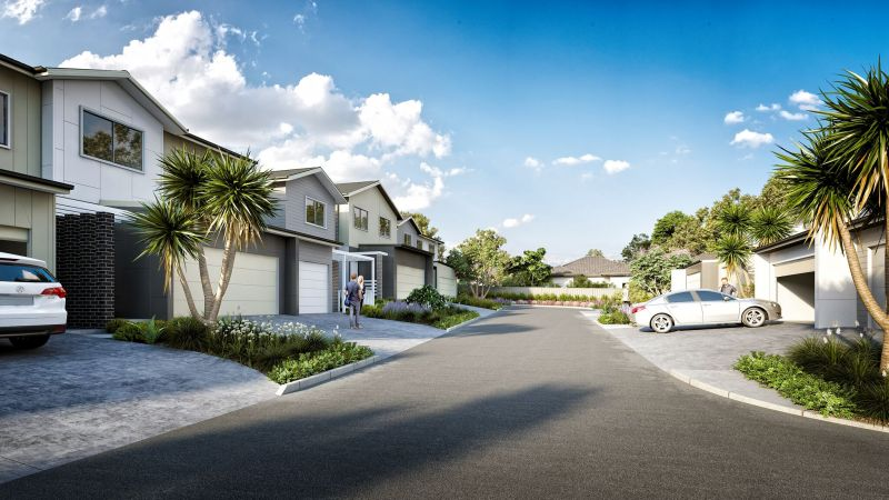 Brand New Boutique Townhomes