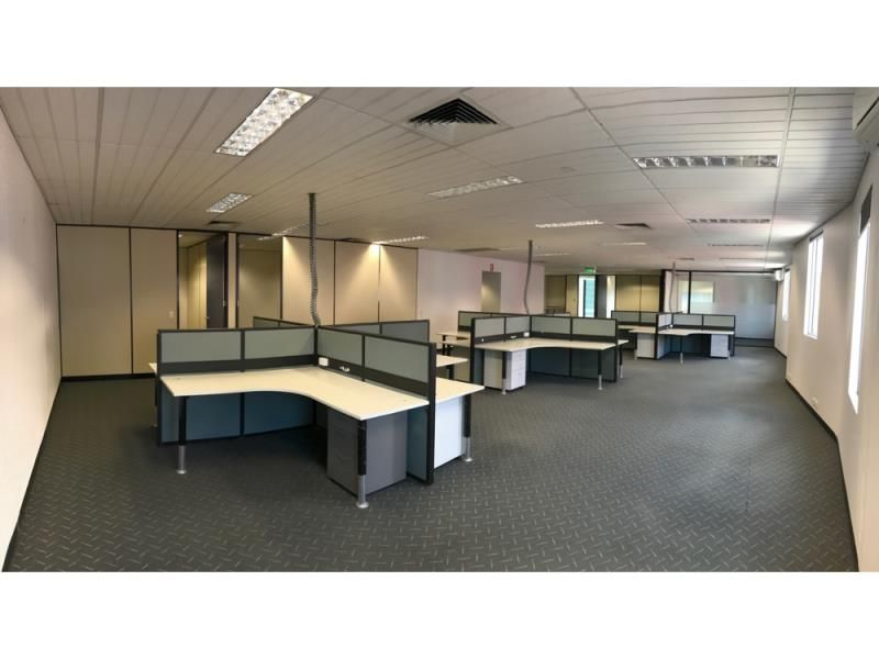 Fitted Office Space