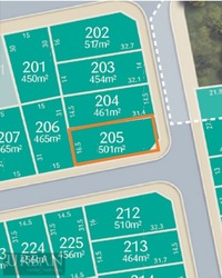 Lot 205 Proposed Road   Stonecutters Ridge Colebee, Nsw