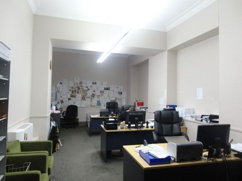 WELL PRICED OFFICE SPACE IN CHARACTER BUILDING ! Make an offer !