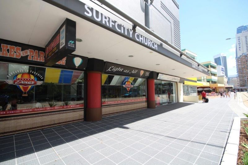 Central Surfers Office & Retail Space