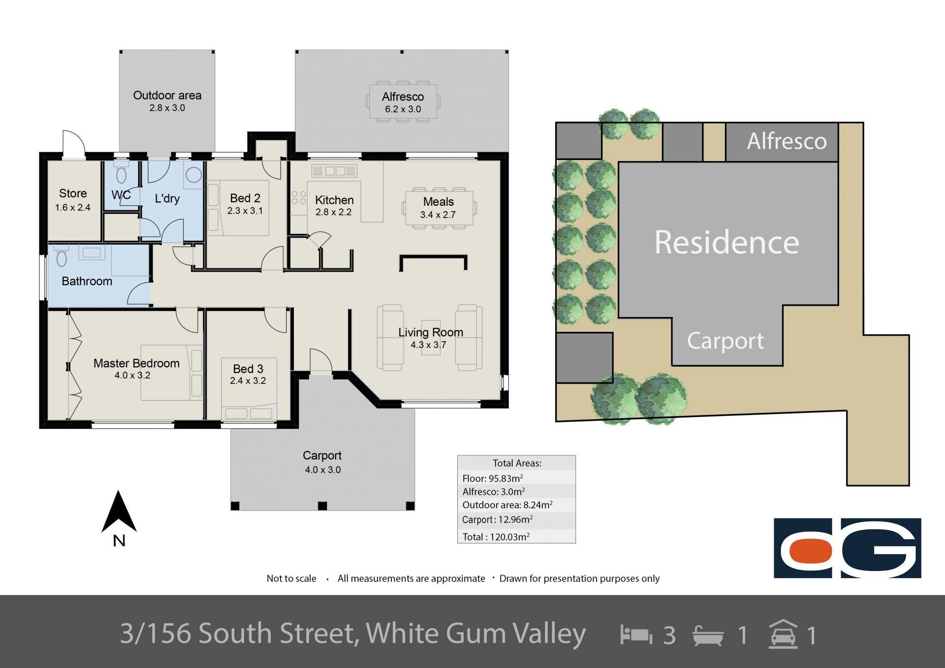 3/156-158 South Street, White Gum Valley