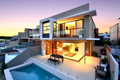 Five-Star Luxury Waterfront Living...