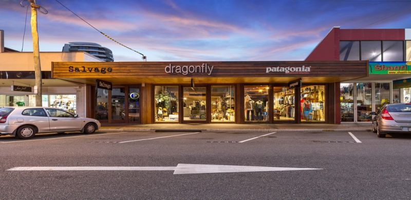 Fully Leased Retail Freehold Building — First Time Offered in Over 70* Years