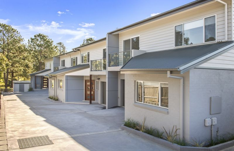 As  New Townhouse on Wauchope Golf Course