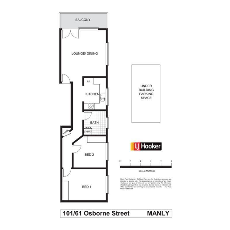101/61 Osborne Road Manly 2095