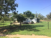 49.52 ACRES - DWELLING - SHED