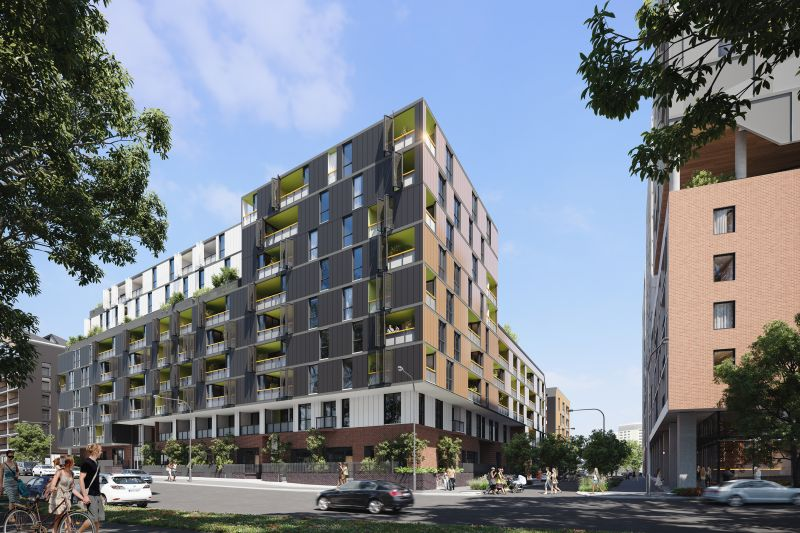 A stunning studio residences in the heart of Zetland.-041