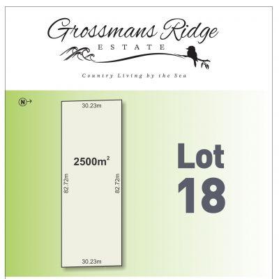 Lot 18/460 Grossmans Road, BELLBRAE