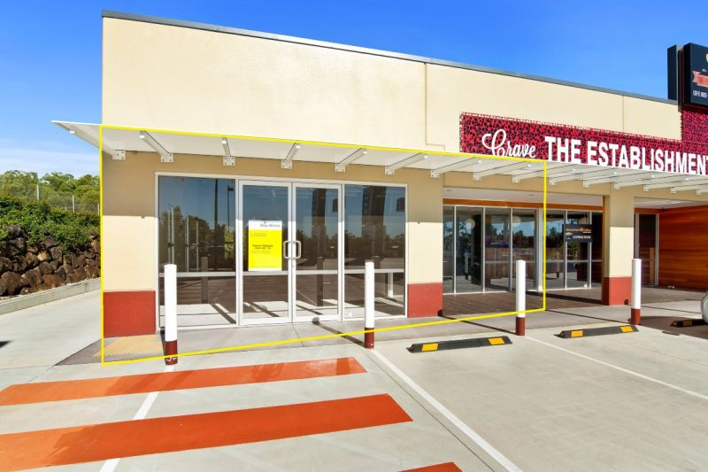 Scottsdale Drive Retail Space