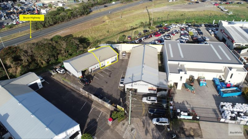 Affordable Warehouse in Central Sunshine Coast | Lease