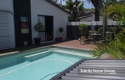Location Location Location - Modernised Beach Side Property