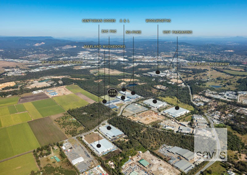 New Industrial/Distribution Facilities – Sizes from 4,950sqm* to 10,000sqm*