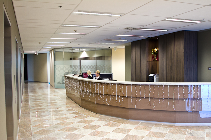 PRIME OFFICES LOCATED IN PARRAMATTA WITH MARVELOUS VIEWS